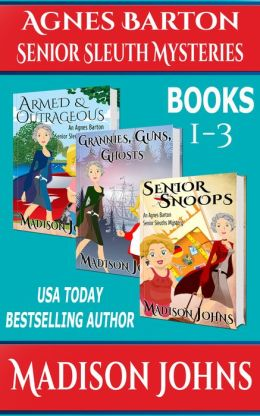 Agnes Barton Senior Sleuth Mysteries Box Set, cozy mystery, books 1 - 3