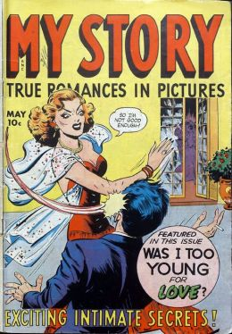 My Story Number 5 Love Comic Book