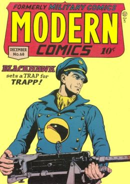 Modern Comics Number 68 War Comic Book