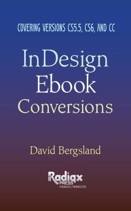 InDesign Ebook Conversions
