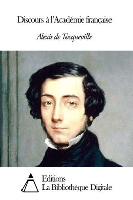 Discours à l'Académie française