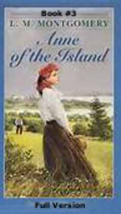 Anne of the Island Book #3