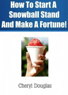How To Start A Snowball Stand and Make A Fortune!