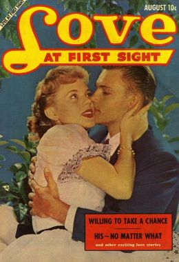 Love at First Sight Number 23 Love Comic Book