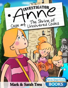 Investigator Anne - Case #4 The Shrine of Uncovered Codes
