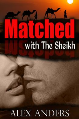 Matched with the Sheikh (BBW, BDSM Erotica Romance)