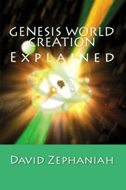 Genesis World Cretion Explained