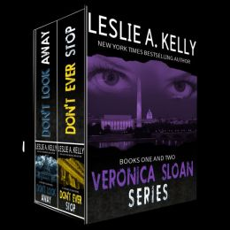 Veronica Sloan Boxed Set by Leslie A. Kelly
