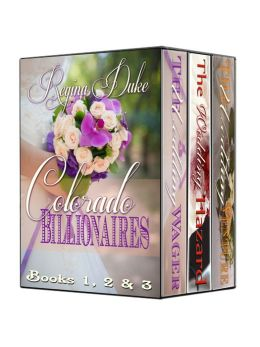 Colorado Billionaires Boxed Set (The Wedding Wager, The Wedding Hazard, The Wedding Venture)