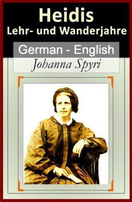 Heidi (Part I) [German English Bilingual Edition] - Paragraph by Paragraph Translation