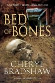 Book Cover Image. Title: Bed of Bones, Author: Cheryl Bradshaw