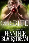 Book Cover Image. Title: One Bite (Blood Prince series Book 2), Author: Jennifer Blackstream