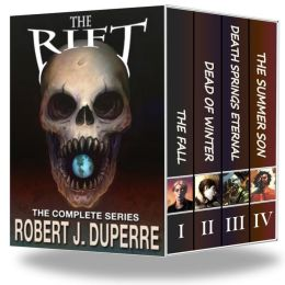 The Rift: The Complete Series (Revised)