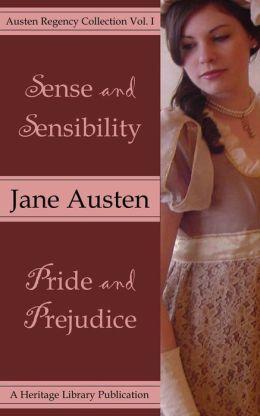 Sense and Sensibility / Pride and Prejudice - Austen Regency Collection Vol. 1