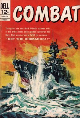 Combat Number 27 War Comic Book