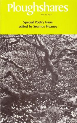 Ploughshares Spring 1984 Guest-Edited by Seamus Heaney