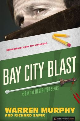 Bay City Blast (The Destroyer #38)