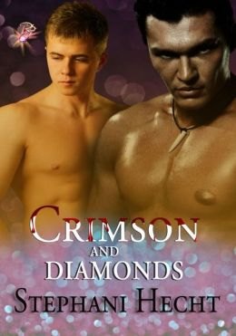 Crimson and Diamonds by Stephani Hecht