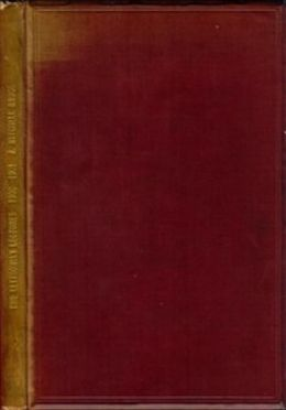 The Lettsomian Lectures 1900-1901