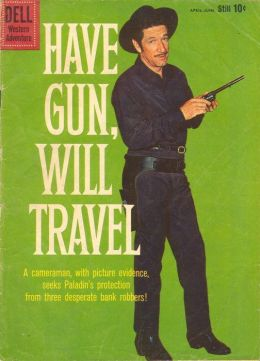 Have Gun Will Travel Number 5 Western Comic Book