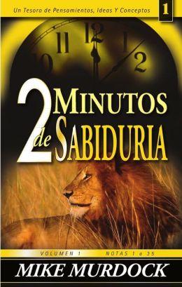 2 Minutos de Sabiduría, Volumen 1
