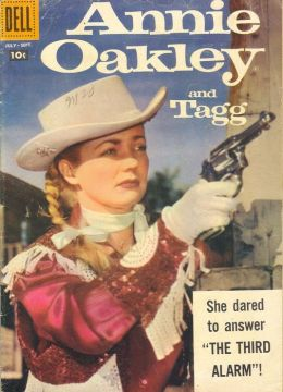 Annie Oakley Number 16 Western Comic Book