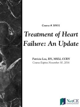 Treatment of Heart Failure: An Update