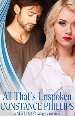 Bridging The Gap Promotions Review: All That's Unspoken by Constance Phillips
