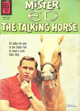 Mister Ed The Talking Horse Number 1295