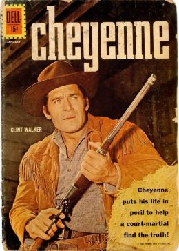 Cheyenne Number 25 Western Comic Book