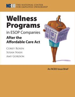 Wellness Programs in ESOP Companies After the Affordable Care Act