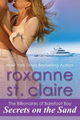 Secrets on the Sand (Barefoot Bay Billionaires #1)