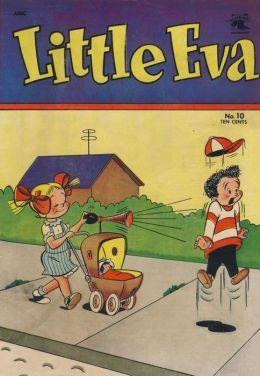 Little Eva Number 10 Childrens Comic Book