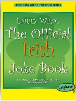 The Official Irish Joke Book