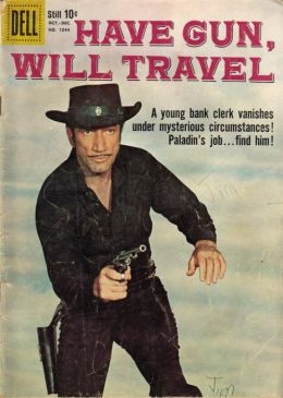 Have Gun Will Travel Western Comic Book
