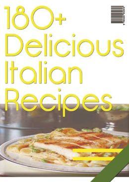 180+ Delicious Italian Recipes
