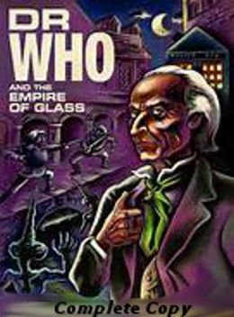 Doctor Who and the Empire of Glass