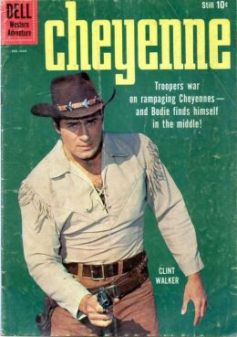Cheyenne Number 14 Western Comic Book