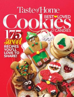 Best Loved Cookies & Candies