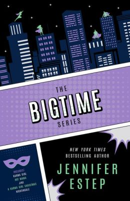 The Bigtime Series (Bigtime superhero series e-bundle)