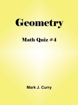Math Quiz #4: Geometry