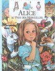 Book Cover Image. Title: Alice au Pays des Merveilles, Author: Lewis Carroll