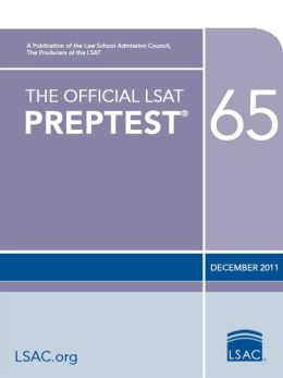 The Official LSAT PrepTest 65