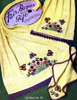 Fair, Bazaar and Gift Crocheting