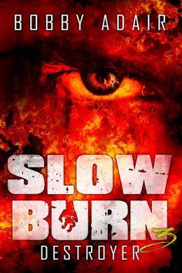 Slow Burn: Destroyer, Book 3
