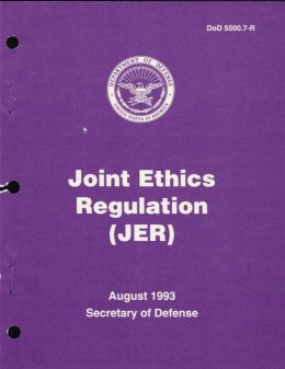 Joint Ethics Regulation