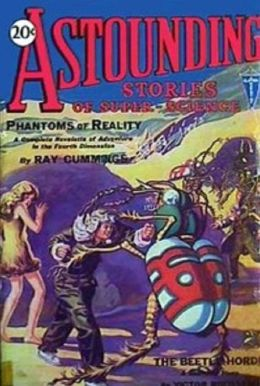 Astounding Stories of Super-Science: January 1930