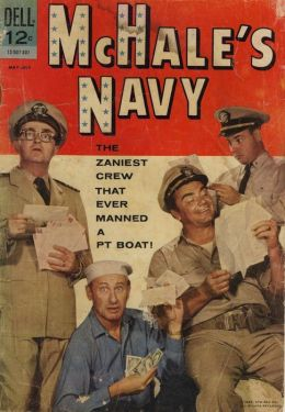 McHale's Navy Number 1 TV Comic Book