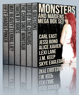 Monsters and Maidens: Mega Box Set (Monster Shifter Tentacle Paranormal Erotica Collection)
