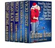 Book Cover Image. Title: Christmas Heroes (A Boxed Set), Author: Vicki Hinze